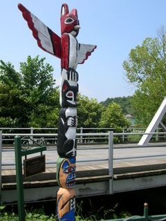 McCaysville Totum Pole