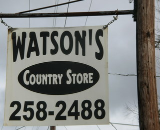 Watsons Sign